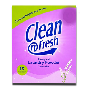 Clean and Fresh Laundry Powder Lavender 867g