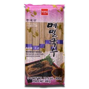 Wang Korea Buckwheat Noodle Soba 300g
