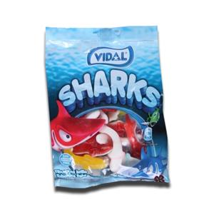 Vidal Gomas Sharks 100g