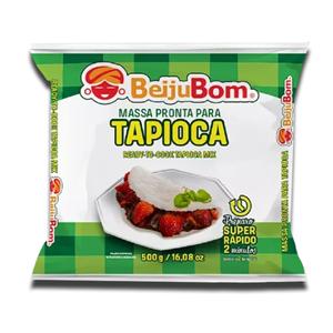 BeijuBom Tapioca Pronta Hidratada 500g