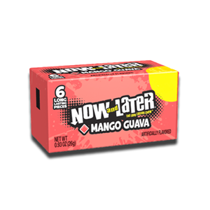 Now and Later Mango Guava 26g
