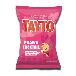 Tayto Prawn Cocktail Potato Crisps 37.5g