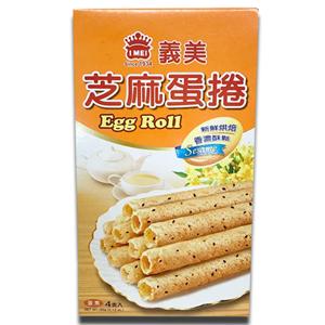 Imei Egg Roll Sesame 60g