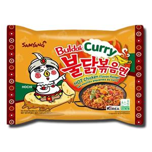 Samyang Buldak Curry Ramen 140g