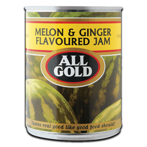 All Gold Melon & Ginger Jam 450g