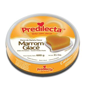 Olé Marron Glacê Púre Batata Doce 600g