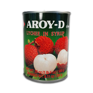 Aroy-D Lychees in Syrup 565g