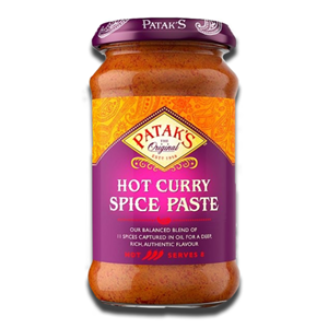 Patak's Curry Paste Extra Hot 283g