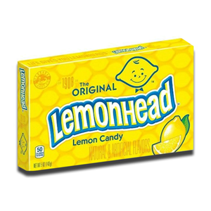 Lemonhead Chewy 142g