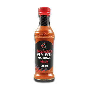 Nando's Peri-Peri Marinade Hot 260g