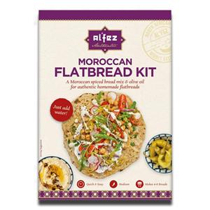 Al'fez Flatbread Kit Moroccan 245g