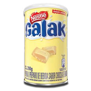 Nestlé Galak Preparado Chocolate Branco 200g