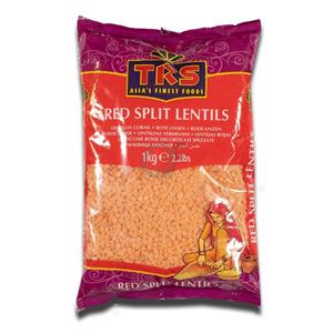 TRS Red Lentils - Lentilhas Vermelhas 1 Kg