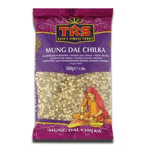 TRS Moong Dal Chilka 500g