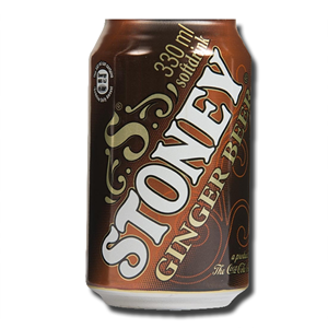 Stoney Ginger Beer 300ml cans