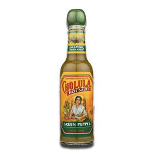 Cholula Green Pepper Hot Sauce 150ml