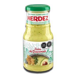 Herdez Salsa de Guacamole Picante 240g