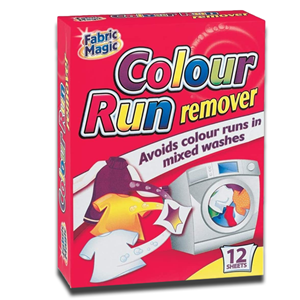 Fabric Magic Colour run remover 12'