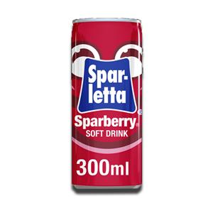 Sparletta Sparberry SA 300ml