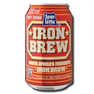 Sparletta Iron Brew 300ml