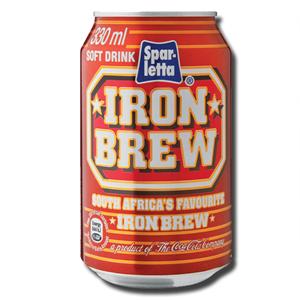 Sparletta Iron Brew 300ml