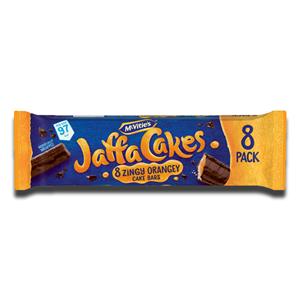 McVitie's Jaffa Cakes Bars 5 x 24.5g