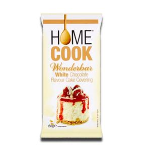 Home Cook Wonder White Chocolate 150g