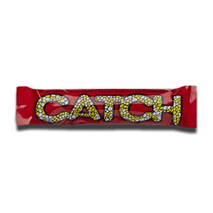 Catch Chocolate Caramel Crisped Rice 50g