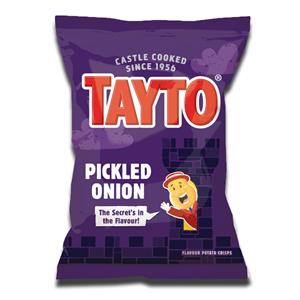Tayto Potato Crisps Pickled Onion 65g