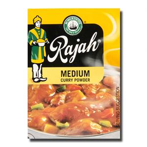 Rajah Medium Curry Powder 100g