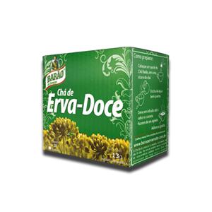 Barão Chá de Erva-Doce 10x13g