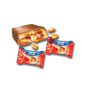 Uniconf Chocolatinas Caramelo Amendoins e Arandos Unit