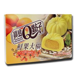 Taiwan Dessert Mochi Mango 210g