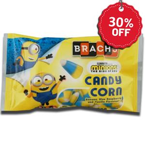 Brachs Halloween Candy Corn Minions 241g