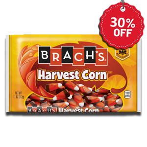 Brachs Halloween Candy Corn Harvest Corn 312g