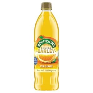 Robinsons Fruit & Barley Orange 1L