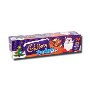 Cadbury Fudge Minis 72g