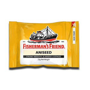 Fishermans Friend Anissed 25g