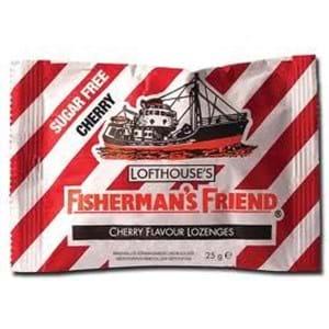 Fishermans Friend Cherry 25g