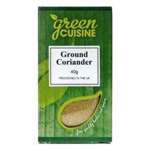 Green Cuisine Ground Coriander 40g