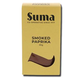 Green Cuisine Smoked Paprika 35g
