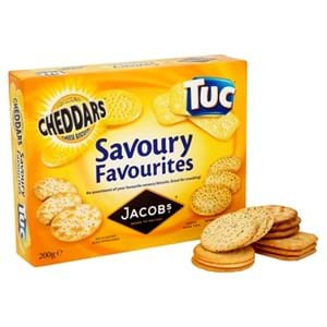 Jacobs Savoury Favourites 200G