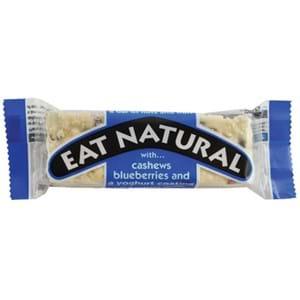 Eat Natural Cashew & Blueberry Yoghurt Bar 45g