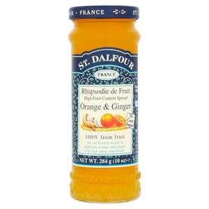 St. Dalfour Orange & Ginger 284g