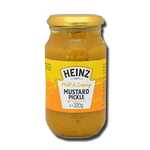 Heinz Mild Mustard Pickle 320g