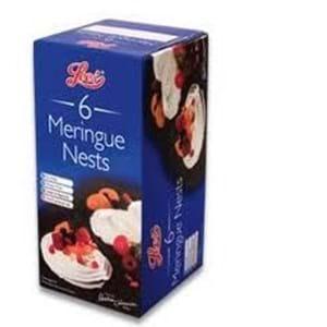 Lee's Meringue Nests 6Pack