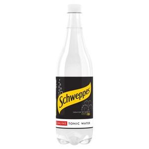 Schweppes Slimeline Tonic Water 1L