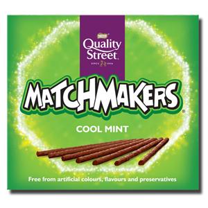 Nestlé Quality street Matchmakers Cool Mint 120g