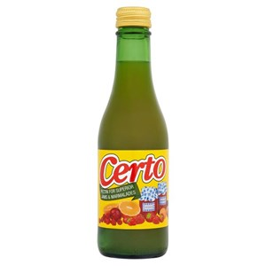 Certo Apple Pectin 250ml