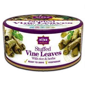 Al'fez Stuffed Vine Leaves Rice & Herbs